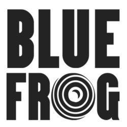 LIVE & ART BlueFrog